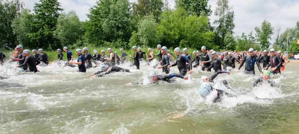 sprint triathlon Nederhorst